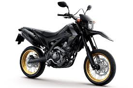 CRF250M-Black Genuine Parts