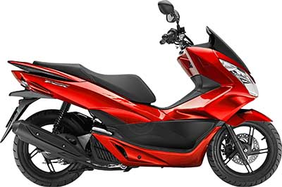 PCX Candy Rose Red