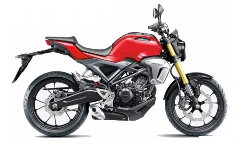CB150R Red Plastic (R263)