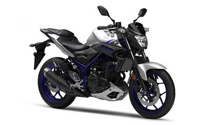 Yamaha MT-03 Genuine Parts
