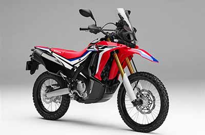 CRF250RL Rally