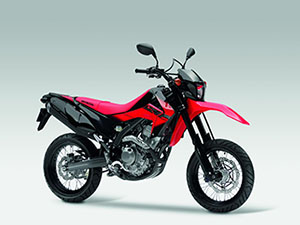 CRF250M - Extreme Red Genuine Parts