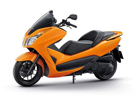 Orange Forza Plastics