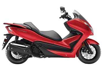Red Forza Plastics