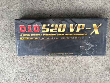 D.I.D 520 VP X-Ring Chain