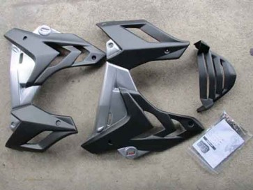 Honda MSX125SF Custom Fairings V2