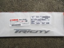 Yamaha Tricity  3D Emblem