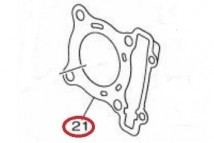 Yamaha Cylinder Head Gasket