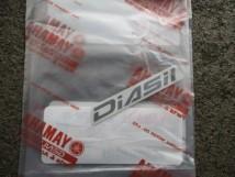 Yamaha Tricity  Diasil Emblem-White