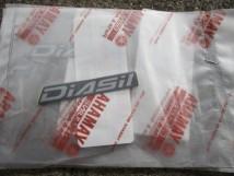 Yamaha Tricity  Diasil Emblem-Gray