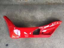 Honda PCX Cover Left Side - Red