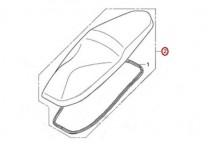 SEAT COMP,DOUBLE UMENT 77200-K97-T00ZA