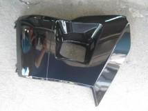 Black Console Compartment