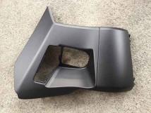 Honda PCX Matte Black Console Compartment
