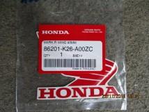 Honda Wing Sticker Right