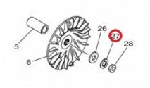 Yamaha Conical Spring Washer