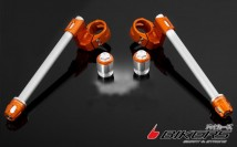 Adjustable Handle Bar Set with Handle Bar Caps-K0228
