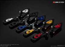 Chain Adjuster Plates with Swing Arm Spools