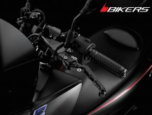Black Edition Folding adjustable Brake Lever (L)