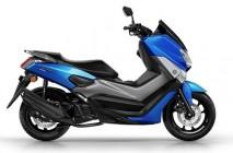 Yamaha NMAX Blue Plastic Set