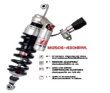 BMW R1200GS YSS Shock Absorber-MZ506-400H1RL