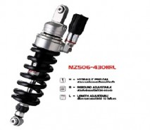 BMW F800GS YSS Shock Absorbers-MZ506-430HRL