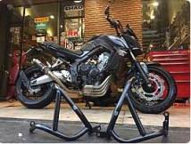 Honda CB650F Crash Bars