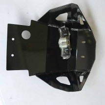 Honda CRF250L/M Heavy Duty Skid Bash Plate-Black
