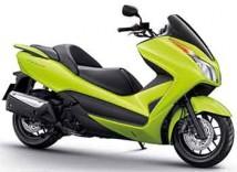 Honda Forza Full set Of Green Plastic Parts FORZA_FULL_GREEN