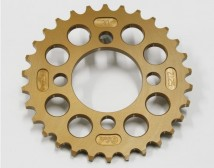 Z125 G-CRAFT Sprocket Hard Anodize (Gold)