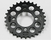 Z125 G-CRAFT Sprocket Hard Anodize (Black)