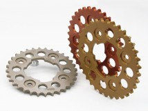 MSX/Grom G-CRAFT Sprocket Hard Anodize STD