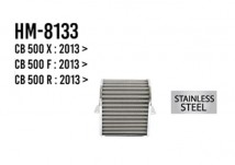 CB500F/(X)/(R) Hurricane Air Filter (Stainless Steel)