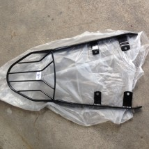 Honda Dream 125 Rear Rack