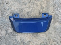 Honda MSX 125 Rear Center Cowl Candy Pisces Blue