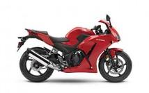 Honda CBR300R Full Red Plastic Parts FULL_RED_PARTS
