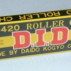 D.I.D Roller Chain 420 106 RB