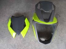 Honda MSX125SF Custom Headlight Cover
