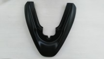 Honda PCX Grab Rail Cover Matte Black