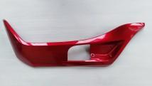 Honda PCX Left Side Cover Red