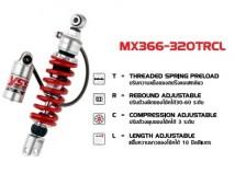 Kawasaki Ninja 250R_300R_Z300 YSS Shock Absorbers-MG366-315TRWL