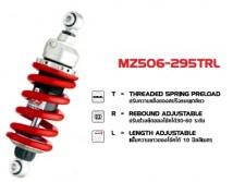 Kawasaki Versys 650 YSS Shock Absorbers-MU506-285TRWL