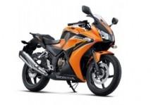 Honda CBR300R Full Orange/Black Plastic Parts FULL_ORANGE_BLACK_PARTS