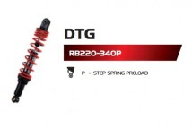 Honda Wave 125i&110i YSS DTG_RB220-340P-55