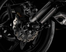 Kawasaki ER-6N Rear Axle Slider