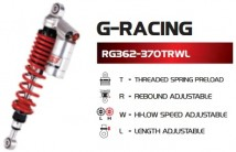 Honda Dream 110i Super Cub YSS G-Racing_RG362-370TRWL-20-J
