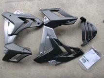 Honda MSX125SF Custom Fairings V2
