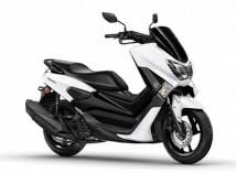 Yamaha NMAX White Plastic Set