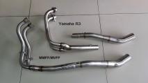 Yamaha R-3 Full system Pipe