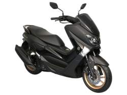 Yamaha NMAX Black Plastic Parts